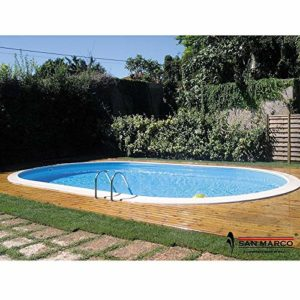 Gre Piscina interrata Moorea 800×400 cm con scaletta Easy
